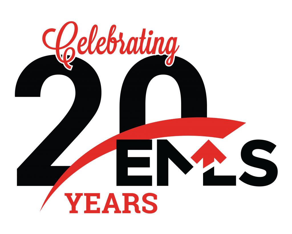 Elite Manufacturing - 20th Anniversary Logo-01 (1)